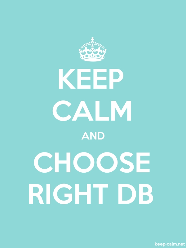 KEEP CALM AND CHOOSE RIGHT DB - white/lightblue - Default (600x800)