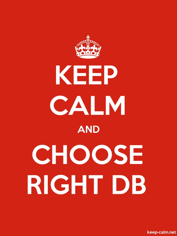 KEEP CALM AND CHOOSE RIGHT DB - white/red - Default (600x800)