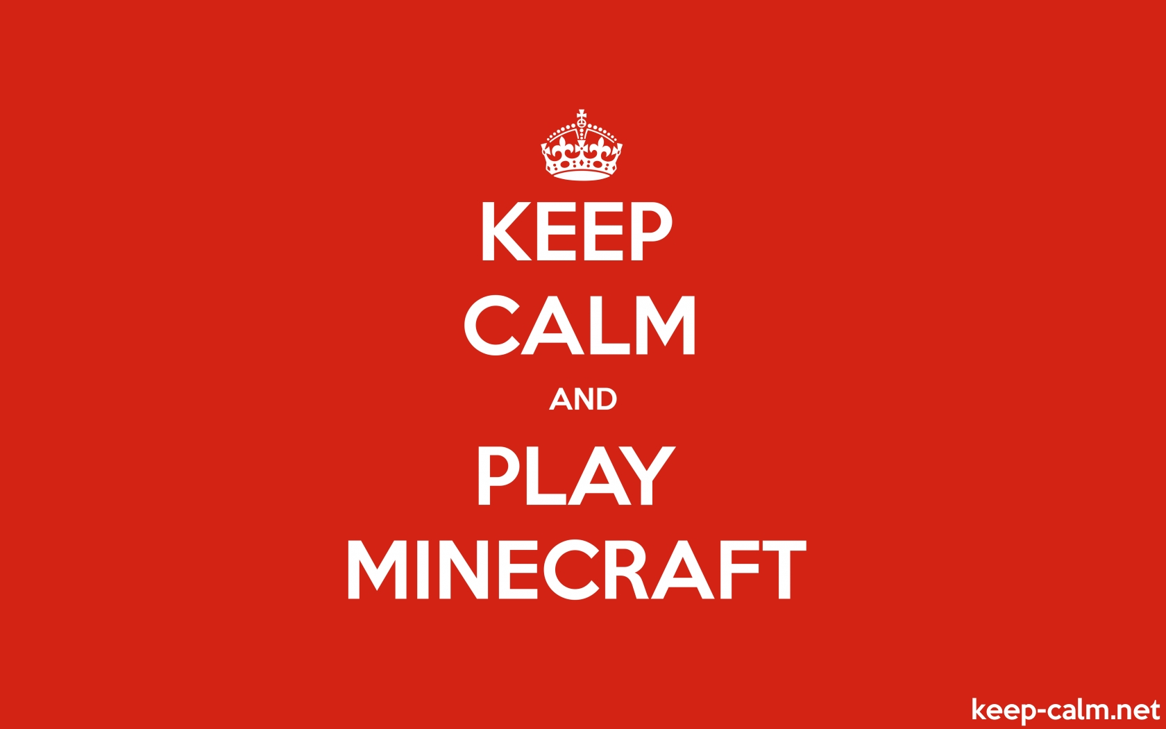 Wonderful Wallpaper Minecraft Red - keep-calm-and-play-minecraft-1680-1050  You Should Have_689557.jpg