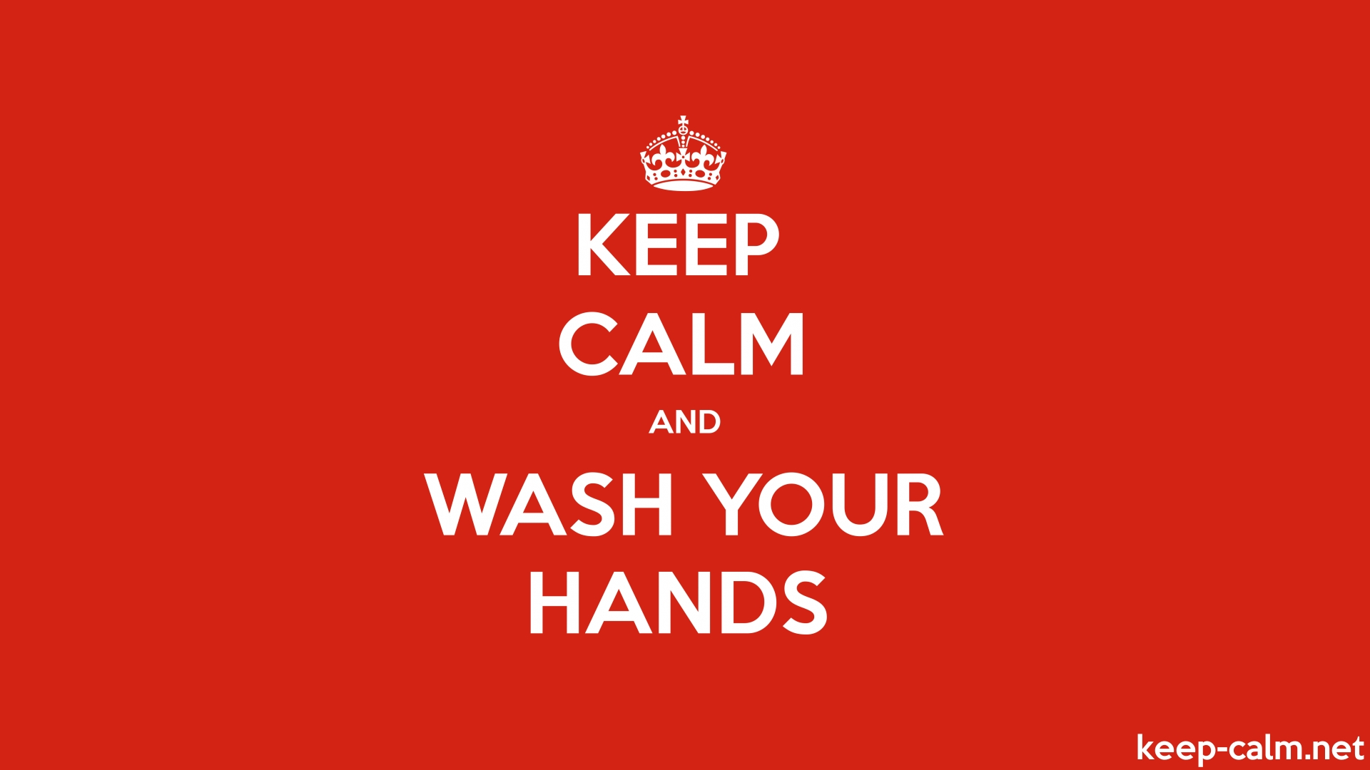 Keep Calm And Wash Your Hands Keep Calm Net